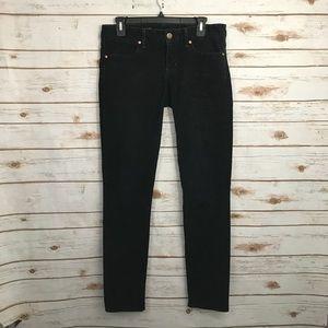 Gap Black Always Skinny Corduroy Pants